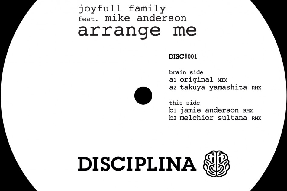 Joyfull Family Ft. Mike Anderson – Arrange Me