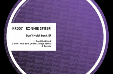 STREAM: Ronnie Spiteri – Don't Hold Back EP