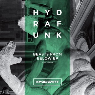 Hydrafunk – Beasts From Below