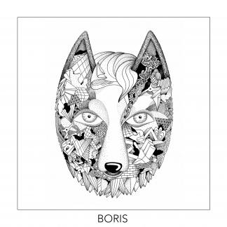 Monkey Safari – Boris EP